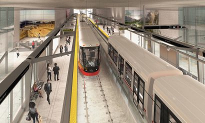 Ottawa's light rail Confederation Line to be maintained by Alstom