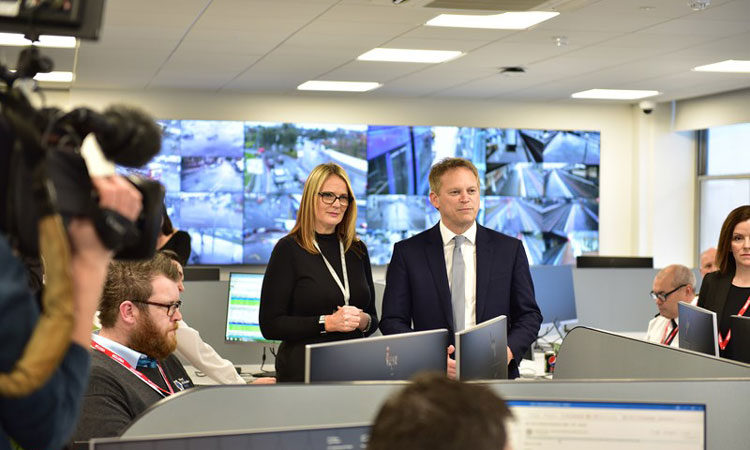 Congestion busting transport centre for West Midlands opened