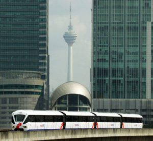 Consortium to provide signalling for Malaysia's new mass rapid transit network