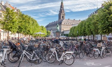 Copenhagan cycling