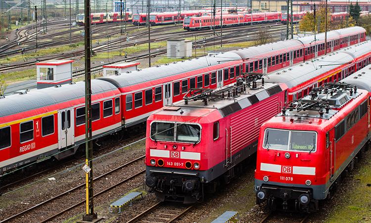 Deutsche Bahn Werk Tübingen