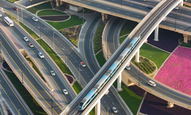 How will Dubai's mobility system adapt to the rapid increase in use?