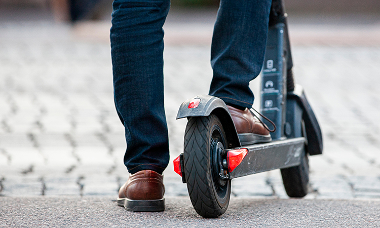 Using data to improve thee-scooter experience foreveryone