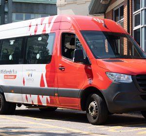 Delivering Demand‑Responsive Transport in the WestMidlands