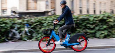 Dott announces launch of first fleet of e-bikes in Paris