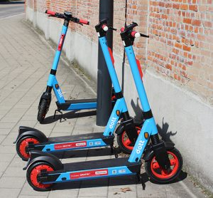 Dott to offer free e-scooter rides during UK fuel crisis