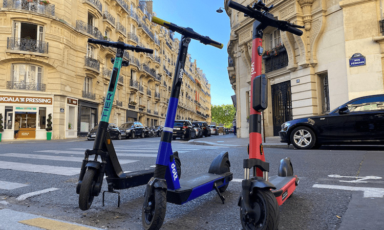 Dott, TIER and Voi commit to higher e-scooter standards