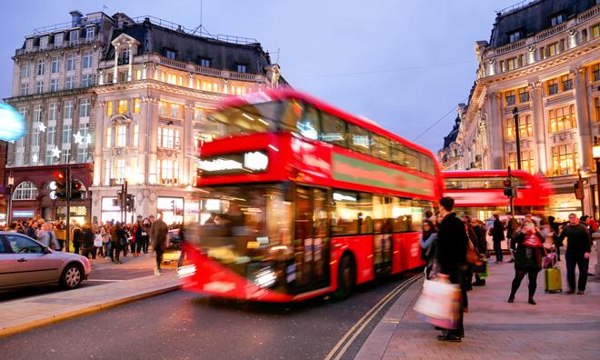 Double-decker hydrogen bus unveiled for London