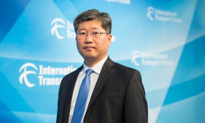 First non-European Secretary-General appointed at the International Transport Forum