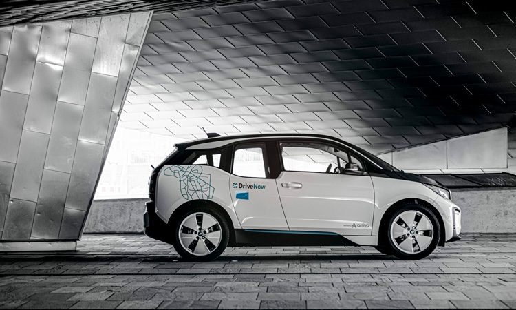 DriveNow reaches 100,000 customers in four years