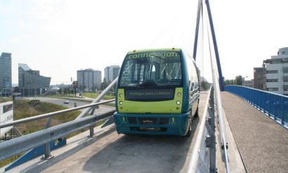 Plans to expand driverless Parkshuttle revealed following concession extension