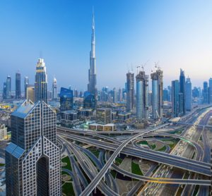 City of Dubai, where the fourth industrial revolution is in full swing