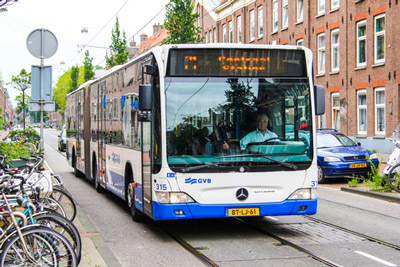 Dutch public transport authorities to upscale use of fuel cell electric buses