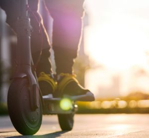 Commuters in the UK would look to e-scooter services to commute regularly