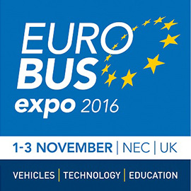 Euro Bus Expo reveals its initial exhibitor list for 2016
