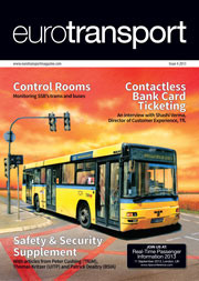 Eurotransport Magazine Front Cover Issue 4 2013