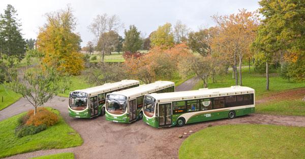 East Lothian Buses