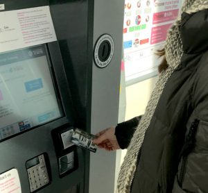 Edinburgh Trams' first two weeks of contactless pay are a success