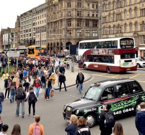 Edinburgh set to introduce safety measures for pedestrians and cyclists