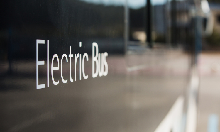 Electric buses - part of the transport energy transition