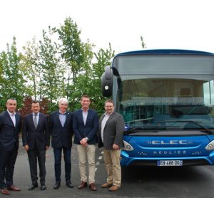 Tide Buss in Norway orders new fully electric citybus