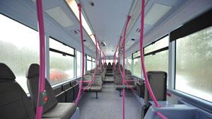 Enviro 300 Interior