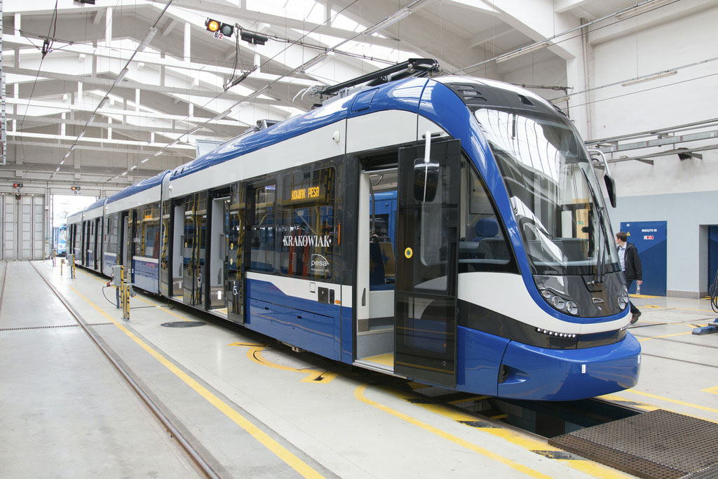 European Investment Bank to finance tram modernisation in Krakow and Silesia