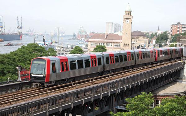Expanding Hamburg's U-Bahn network – thinking of the future