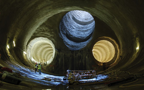 Extending Prague Metro Line A and ongoing network construction plans