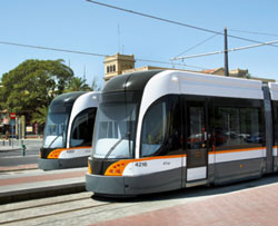 Bombardier FLEXITY Trams