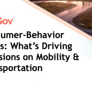 Consumer-behaviour shifts: What is driving decisions on mobility and transportation?