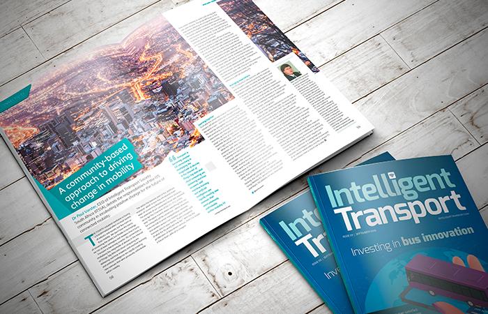 Intelligent Transport Issue 3 2019 - Intelligent Transport