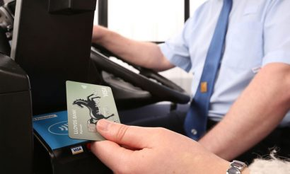 The first operator in Scotland launches contactless payments