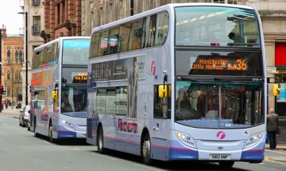 Medlicott and Jarvis appointed First Bus Managing Directors for Greater Manchester and Glasgow