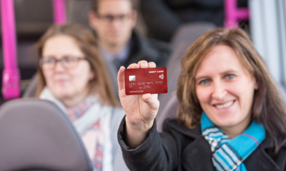 First Bus to rollout contactless payment technology