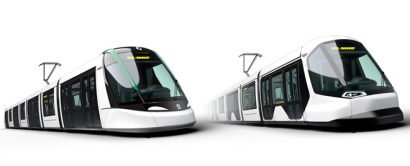 First cross-border Citadis trams delivered for service between Strasbourg & Kehl