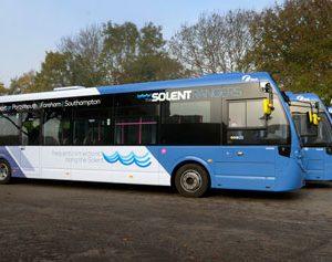 First introduces multi-million pound Solent Ranger fleet