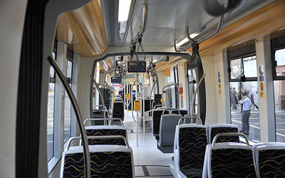 First of new fleet of Urbos trams begins service in Budapest