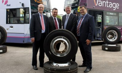 Bridgestone and FirstGroup deal