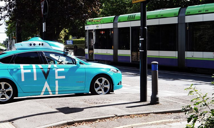 StreetWise launches London research trials in self-driving vehicles