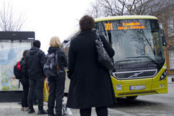 Nettbuss keeps moving forward with HASTUS