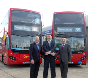Go-Ahead new buses
