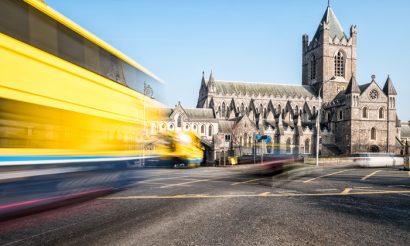 Go-Ahead awarded Outer Dublin Metropolitan Area bus contract