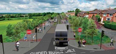 Greater Manchester's bus priority package