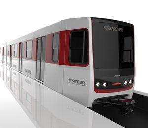 Guadalajara awards Light Rail Vehicles contract to Bombardier