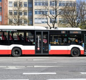 buses in hamburg