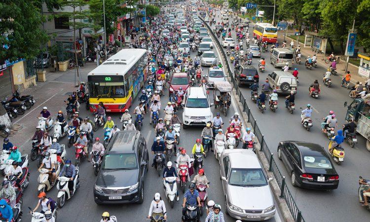 Hanoi reveals plans to increase public transport use