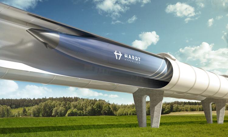 hyperloop render