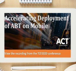 Accelerating the deployment of account-based ticketing on mobile