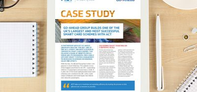 Case study: delivering smart ticketing on a national scale